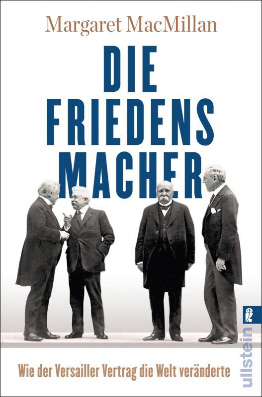 Cover-Bild Die Friedensmacher