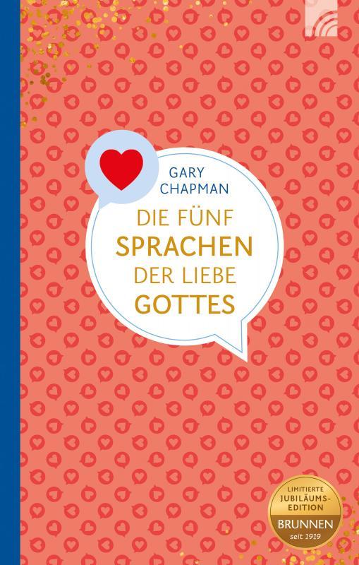 Cover-Bild Die fünf Sprachen der Liebe Gottes