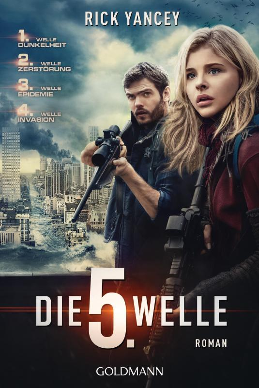 Cover-Bild Die fünfte Welle