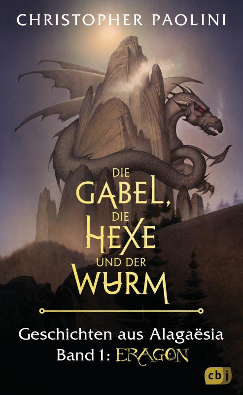 Eragon Karte.Die Gabel Die Hexe Und Der Wurm Geschichten Aus Alagaësia Band 1