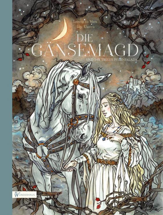 Cover-Bild Die Gänsemagd und ihr treues Pferd Falada