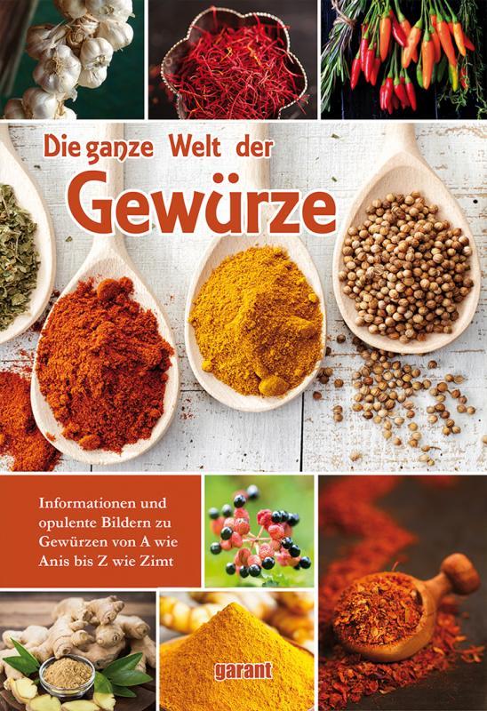 Cover-Bild Die ganze Welt der Gewürze