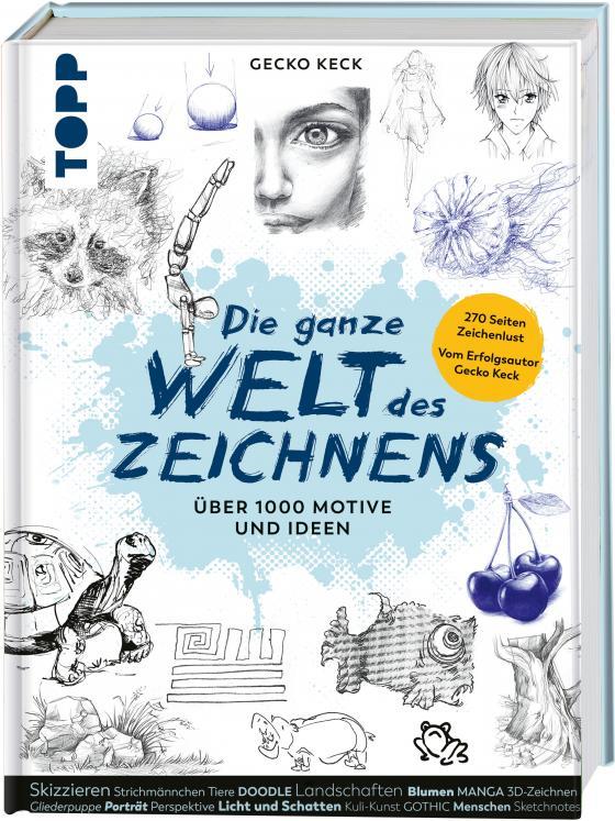 Cover-Bild Die ganze Welt des Zeichnens