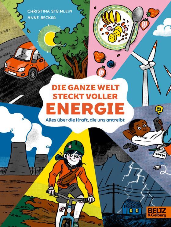 Cover-Bild Die ganze Welt steckt voller Energie