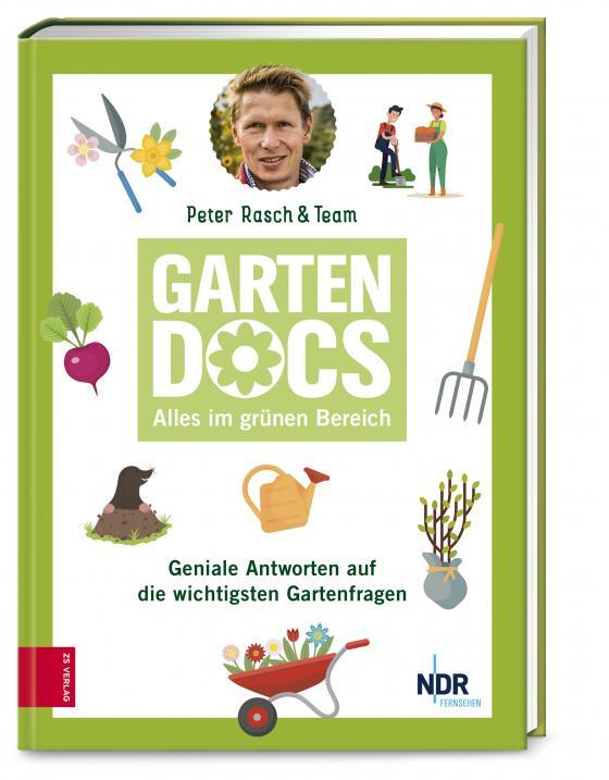 Cover-Bild Die Garten-Docs