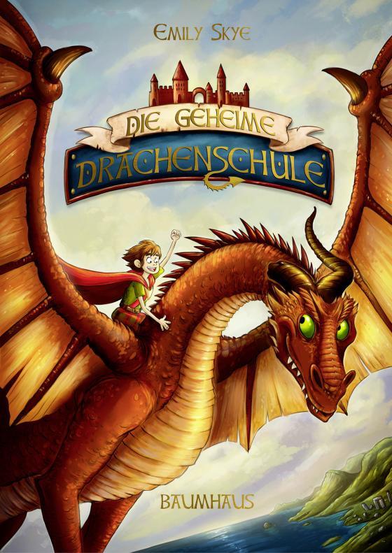 Cover-Bild Die geheime Drachenschule