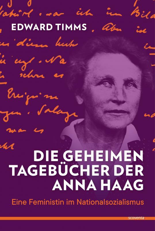 Cover-Bild Die geheimen Tagebücher der Anna Haag