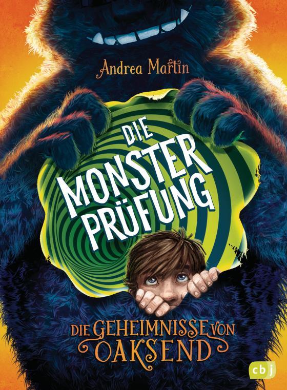 Cover-Bild Die Geheimnisse von Oaksend - Die Monsterprüfung