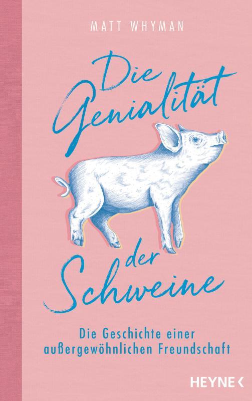 Cover-Bild Die Genialität der Schweine