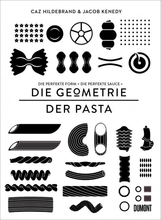 Cover-Bild DIE GEOMETRIE DER PASTA