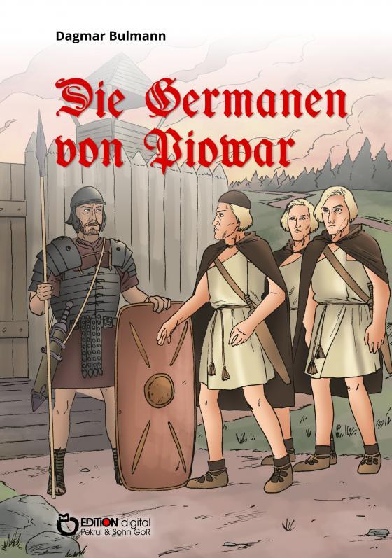 Cover-Bild Die Germanen von Piowar