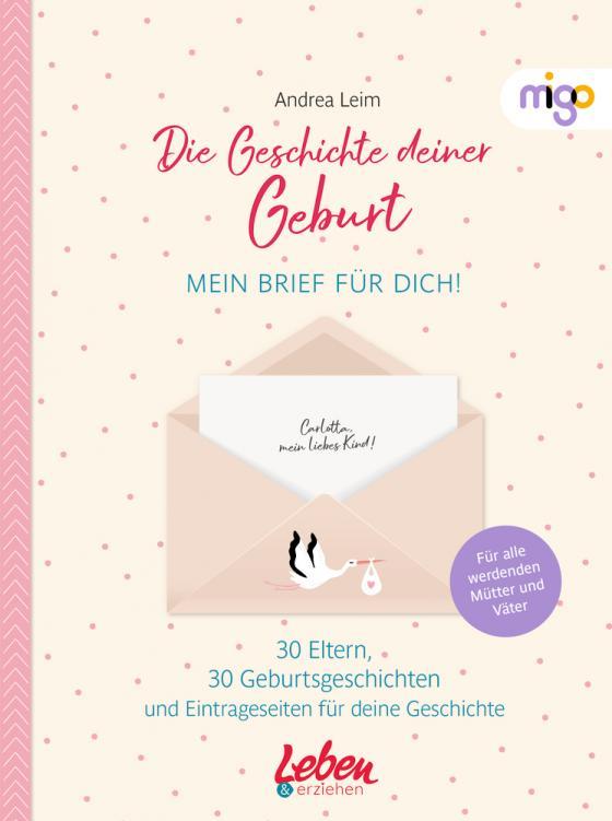 Cover-Bild Die Geschichte deiner Geburt