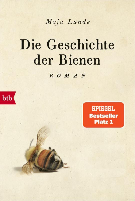 Cover-Bild Die Geschichte der Bienen