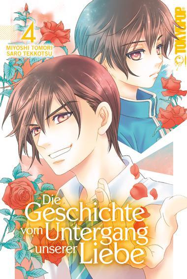 Cover-Bild Die Geschichte vom Untergang unserer Liebe 04