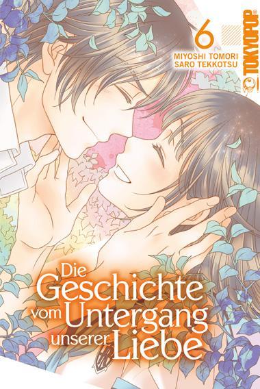 Cover-Bild Die Geschichte vom Untergang unserer Liebe 06