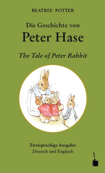 Cover-Bild Die Geschichte von Peter Hase / The Tale of Peter Rabbit