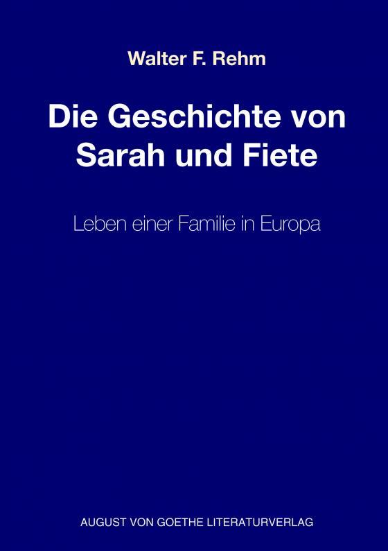 Cover-Bild Die Geschichte von Sarah und Fiete
