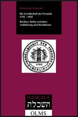 Cover-Bild Die Gesellschaft der Freunde 1792-1935