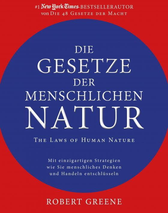 Cover-Bild Die Gesetze der menschlichen Natur - The Laws of Human Nature