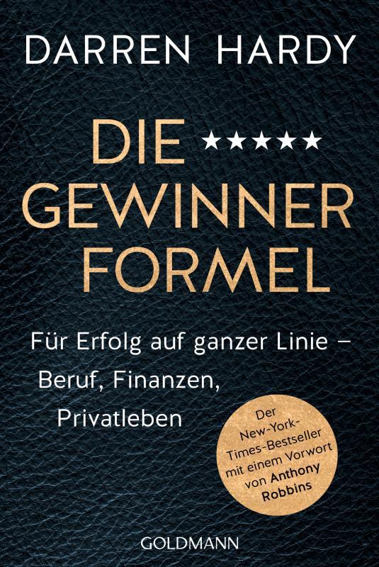 Cover-Bild Die Gewinnerformel