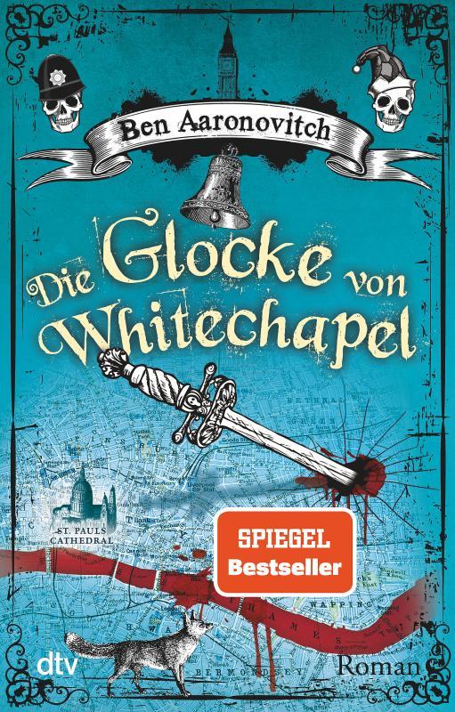 Cover-Bild Die Glocke von Whitechapel