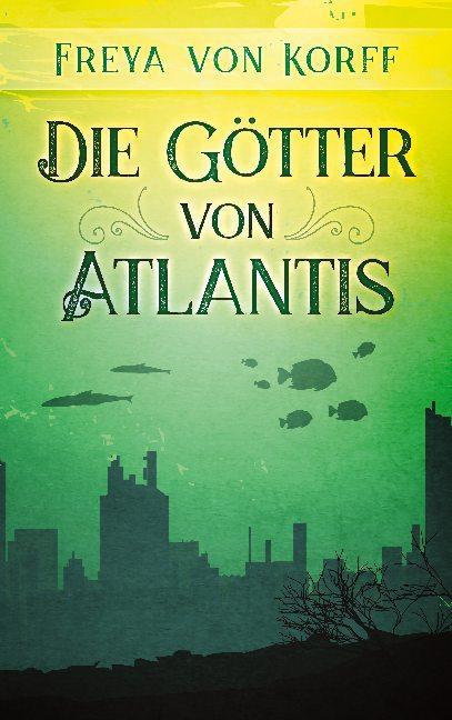 Cover-Bild Die Götter von Atlantis