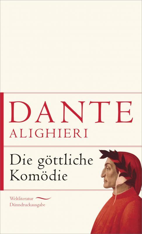 Cover-Bild Die göttliche Komödie