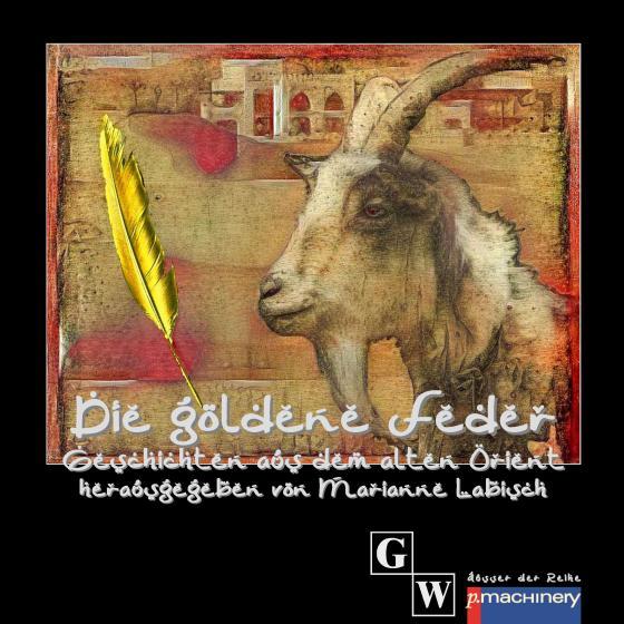 Cover-Bild DIE GOLDENE FEDER