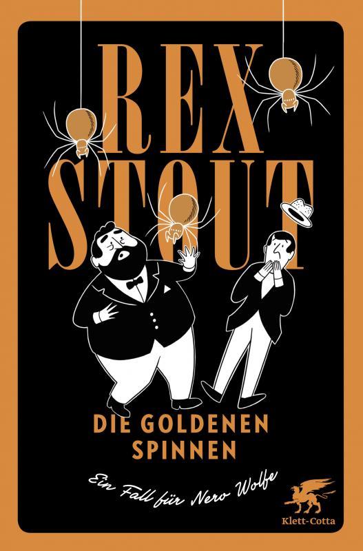 Cover-Bild Die goldenen Spinnen