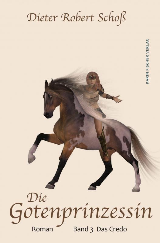 Cover-Bild Die Gotenprinzessin