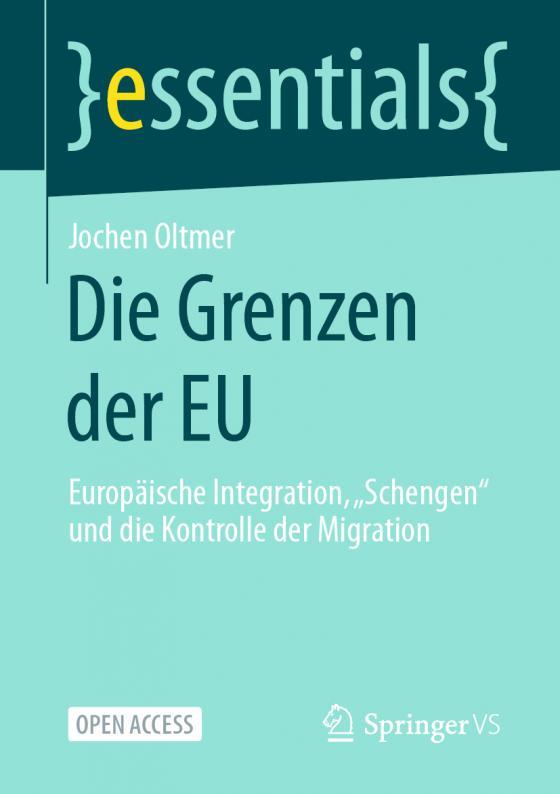 Cover-Bild Die Grenzen der EU