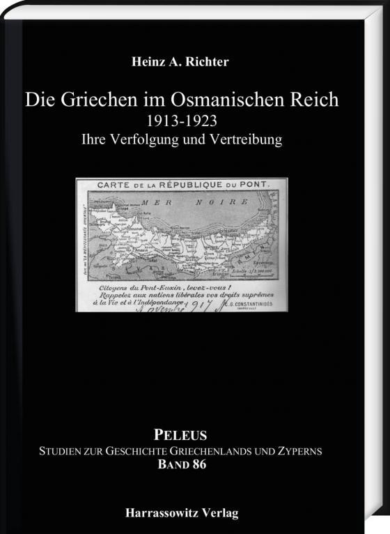 Cover-Bild Die Griechen im Osmanischen Reich 1913-1923