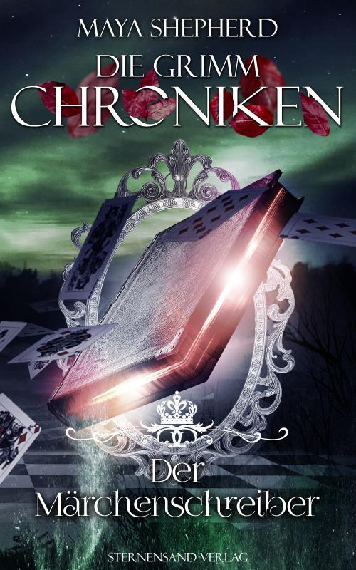Cover-Bild Die Grimm-Chroniken (Band 22): Der Märchenschreiber