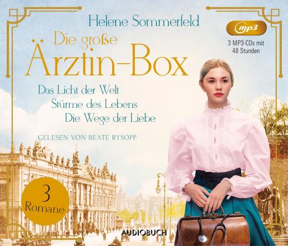 Cover-Bild Die große Ärztin-Box