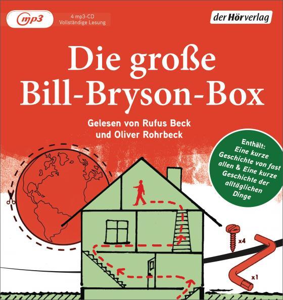 Cover-Bild Die große Bill-Bryson-Box