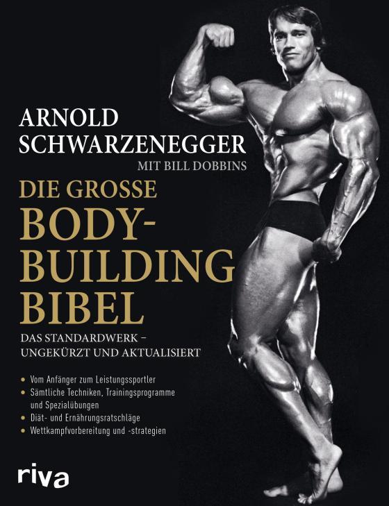 Cover-Bild Die große Bodybuilding-Bibel