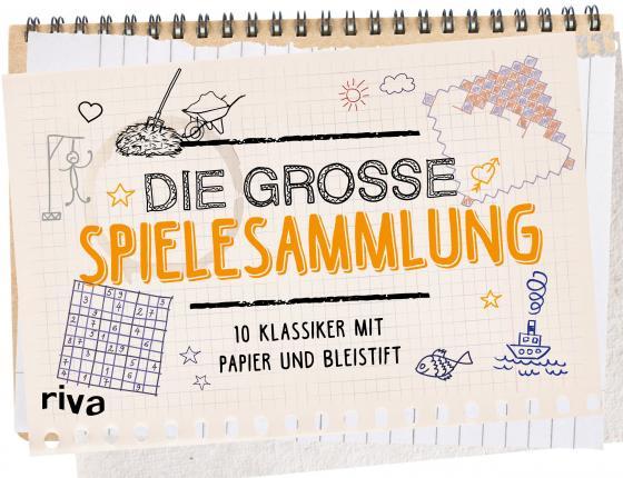 Cover-Bild Die große Spielesammlung