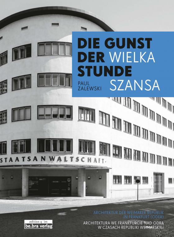 Cover-Bild Die Gunst der Stunde / Wielka szansa