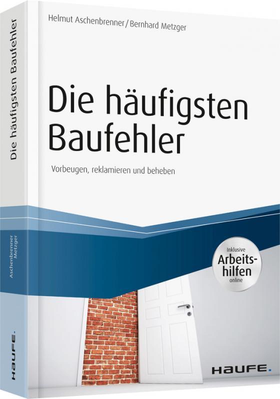 Cover-Bild Die häufigsten Baufehler - inkl. Arbeitshilfen online