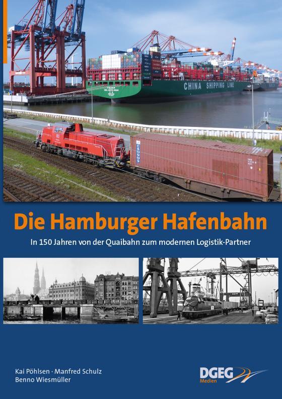 Cover-Bild Die Hamburger Hafenbahn