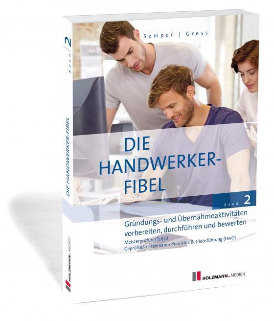Cover-Bild Die Handwerker-Fibel, Band 2