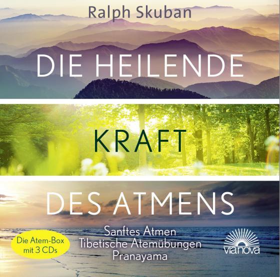Cover-Bild Die heilende Kraft des Atmens