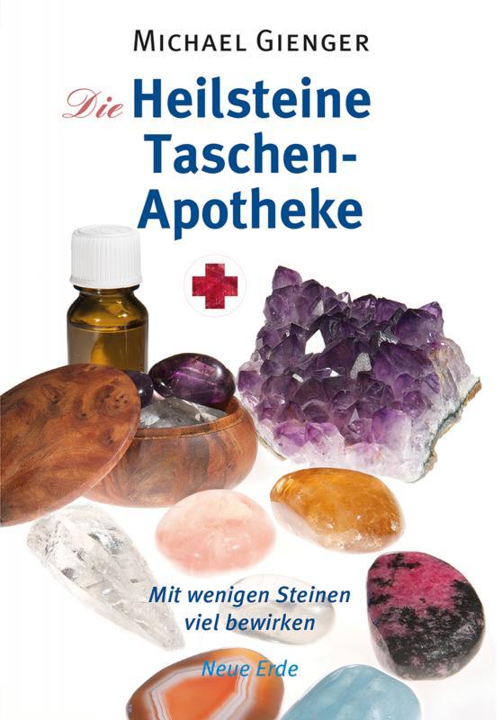 Cover-Bild Die Heilsteine Taschenapotheke