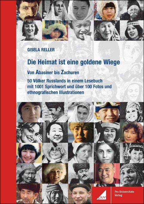 Cover-Bild Die Heimat ist eine goldene Wiege
