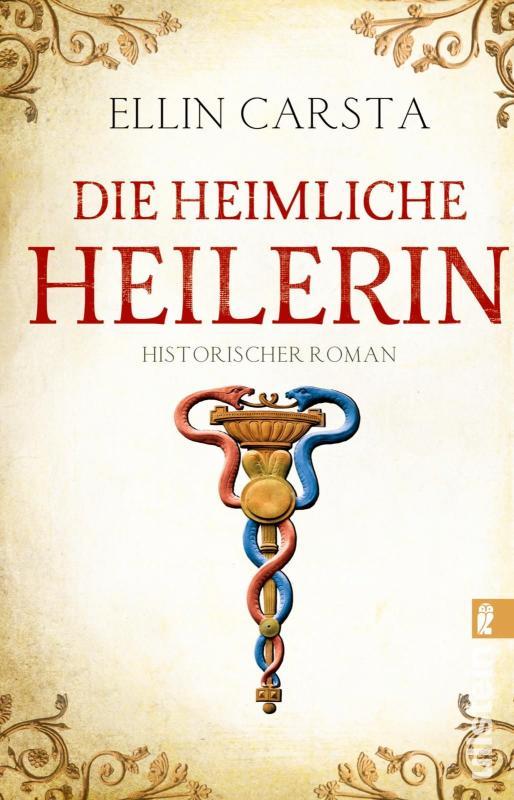 Cover-Bild Die heimliche Heilerin