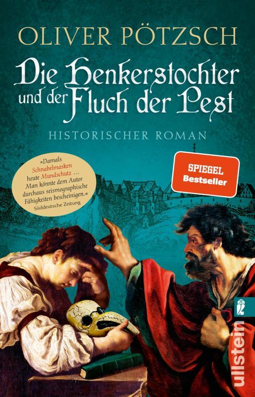Cover-Bild Die Henkerstochter und der Fluch der Pest
