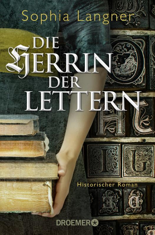 Cover-Bild Die Herrin der Lettern