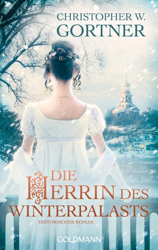 Cover-Bild Die Herrin des Winterpalasts