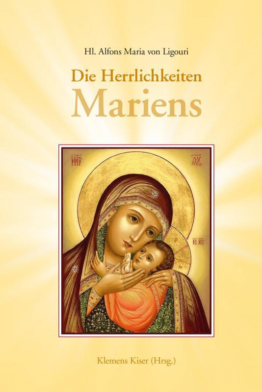 Cover-Bild Die Herrlichkeit Mariens