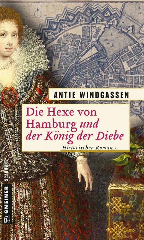 Cover-Bild Die Hexe von Hamburg und der König der Diebe
